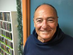 Bob Dunning at KDRT, December 2018