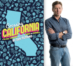 Sam McManis and his book about California