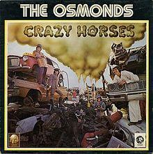 Crazy Horses cover