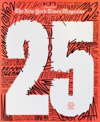 NYT magazine 25 songs