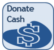 KDRT Donate Cash Button