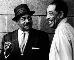 Coleman Hawkins with Duke Ellington