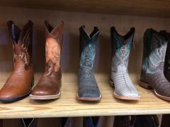 Cowboy Boots in Cody