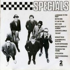 The Specials album cover art