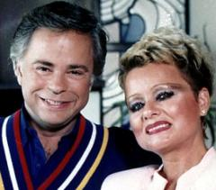 Jim and Tammy Faye Bakker photo
