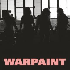 Warpaint Heads Up album art