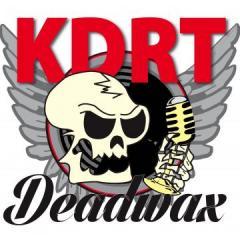 Dead wax, kdrt, jesse deere, logo