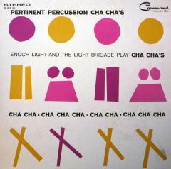 Pertinent Percussion cover art