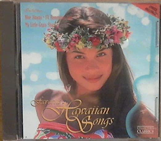 Favorite Hawaiian Songs CD-cover