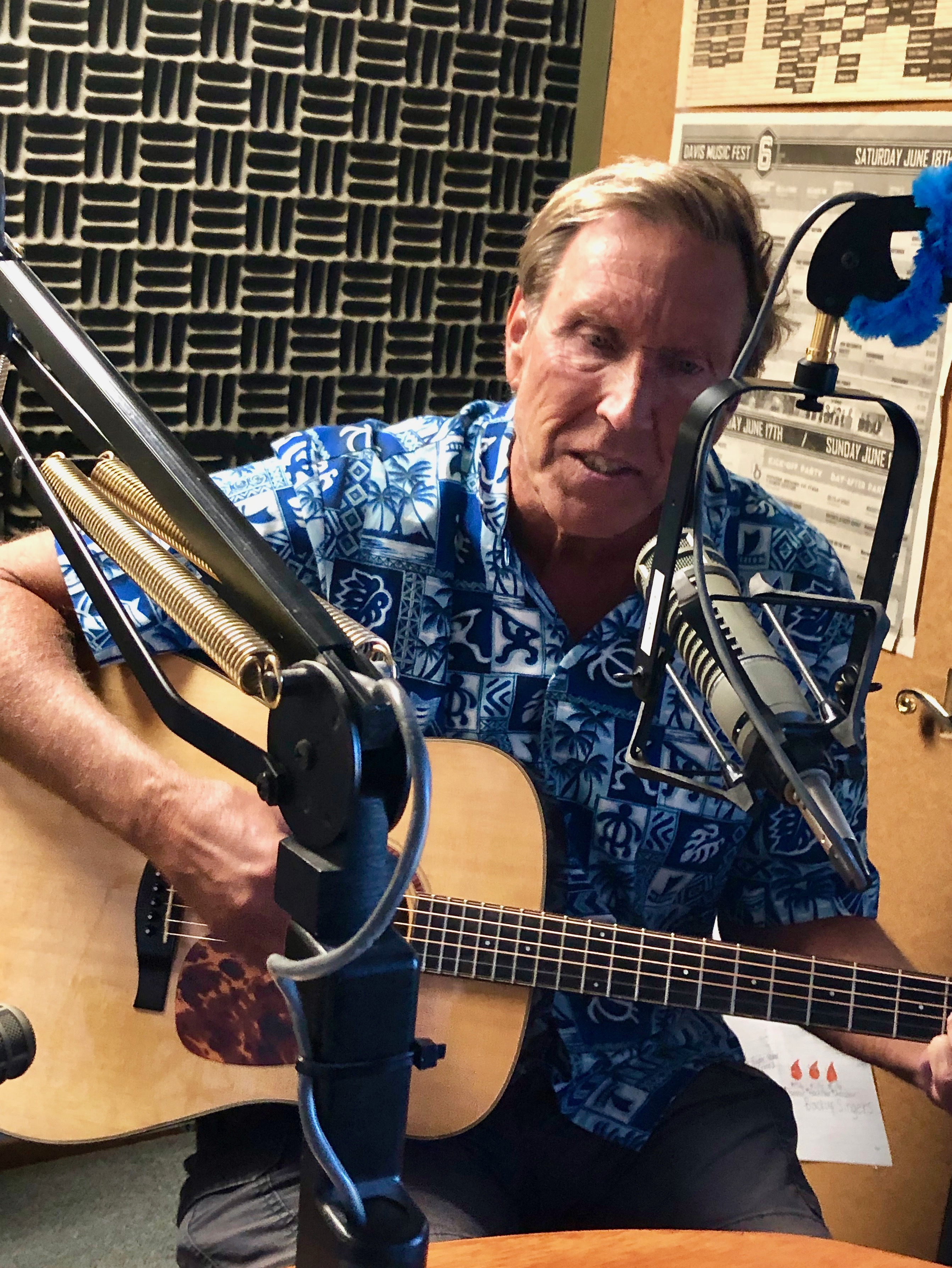 Greg Johnson, Listening Lyrics, KDRT, Pieter Pastoor