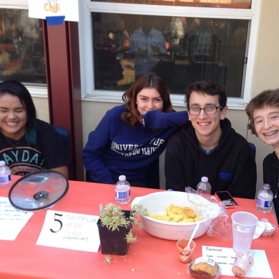 Chili Cookoff Team