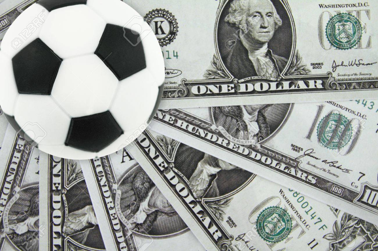 football, soccer, money, music