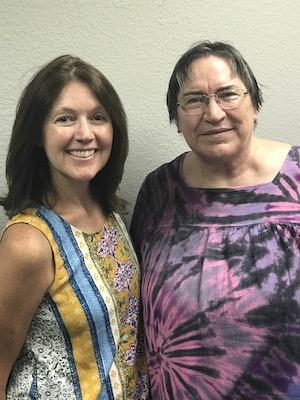 Lois and Lisa Schmid