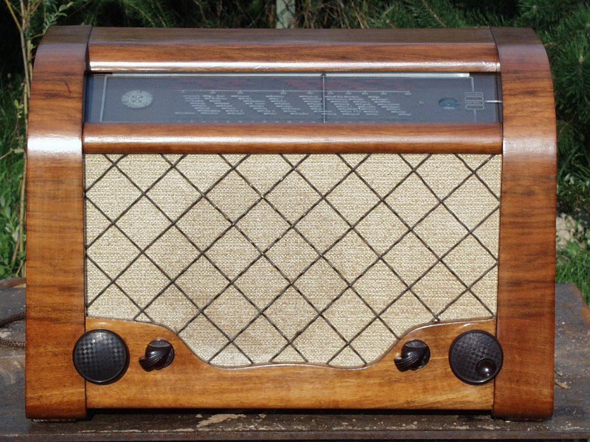 Old Time Radio KDRT Davis California