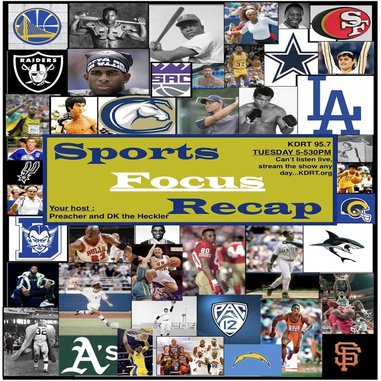 Sports Focus Recap