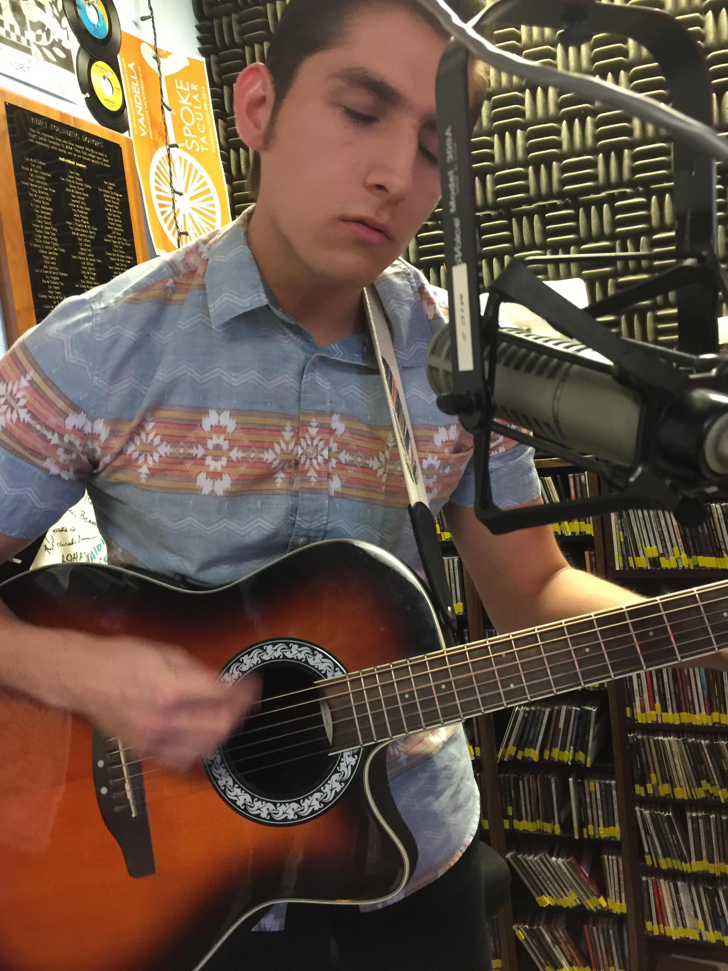 Sam Nelson jpg | KDRT 95 7FM Davis