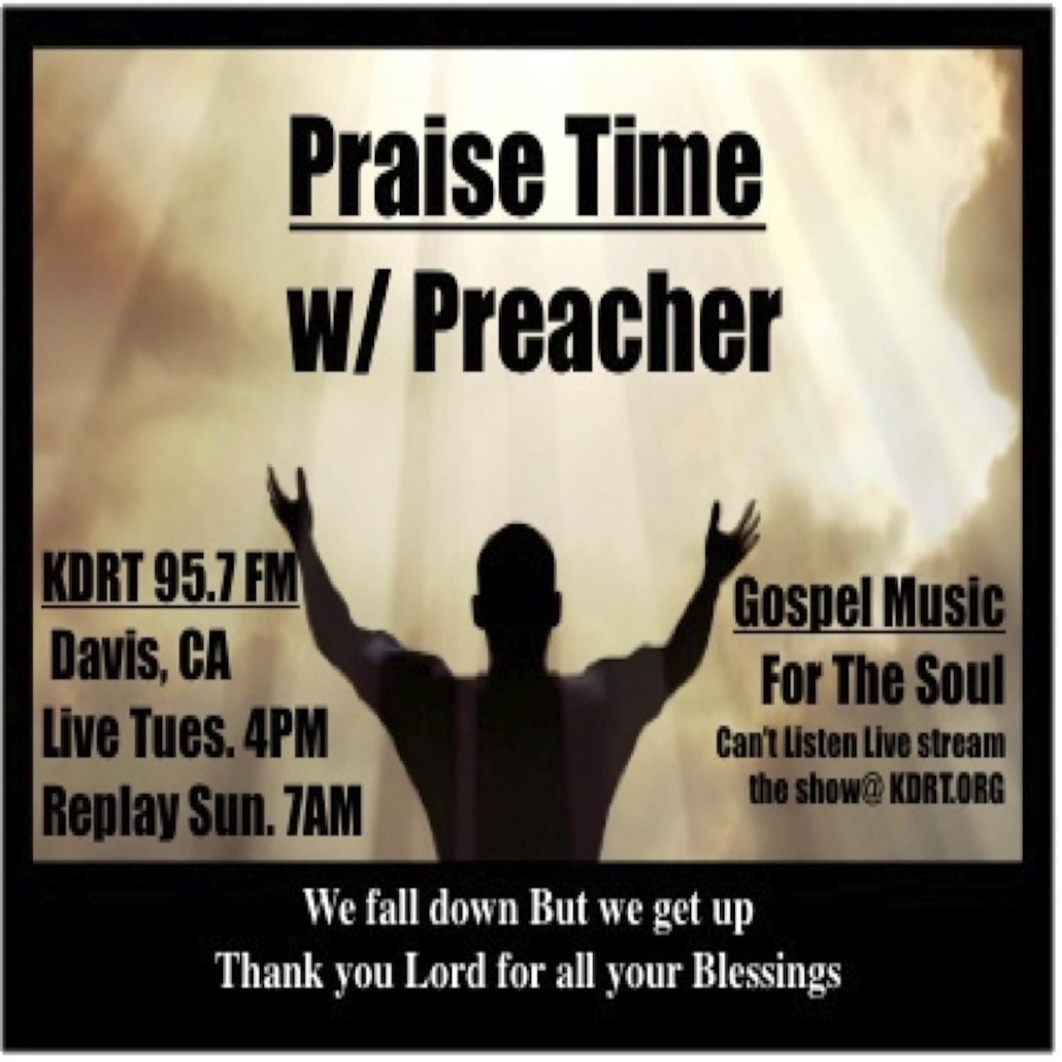 Praise Time with Preacher