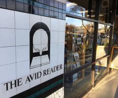 Avid Reader storefront