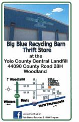 Big Blue Barn map