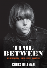 "Cover of ""Time Between,"" by Chris Hillman"