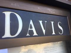 Davis (sign)