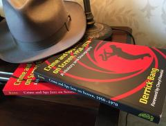 Derrick Bang's Crime and Spy Jazz books