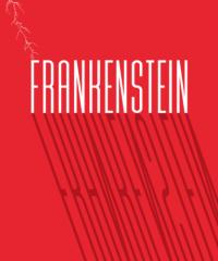 Frankenstein play poster image