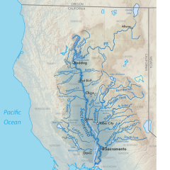 Sac River Watershed