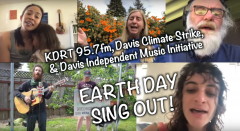 Earth Day Sing Out