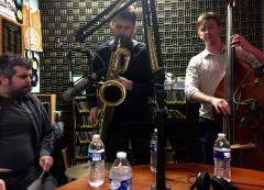 Byron Colborn, KDRT, pieter pastoor, Listening Lyrics