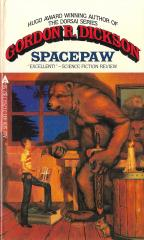 "Gordon R. Dickson's ""Spacepaw"""