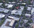 Downtown Davis 2018, from Google Maps