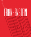 Frankenstein play poster image