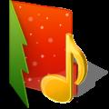 Xmas Music Icon