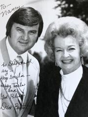 Dale Evans, Dick Baxter