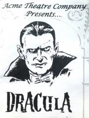 Dracula program cover