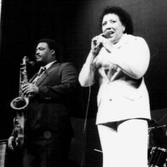 Etta Jones and Houston Person