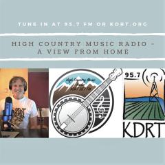 HIgh Country Music Radio Alt.Country Folk Americana Bluegrass