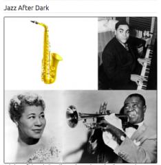 jazz after dark logo