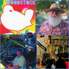 KDRT DJs air 7 hours of Woodstock for 50th anniversary