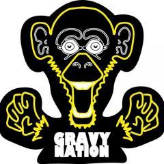 Gravy Nation logo KDRT Davis California