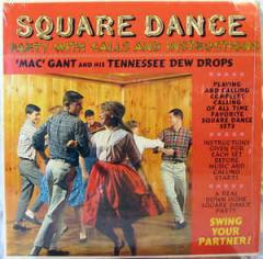 Square Dance Party cover art