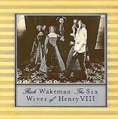 KDRT, album of the week, pieter pastoor, Rick Wakeman, 6 wives of Henry the VIII