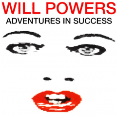 Will Powers cover art