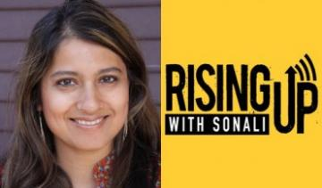rising up with Sonali
