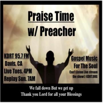 Praise Time with Preacher